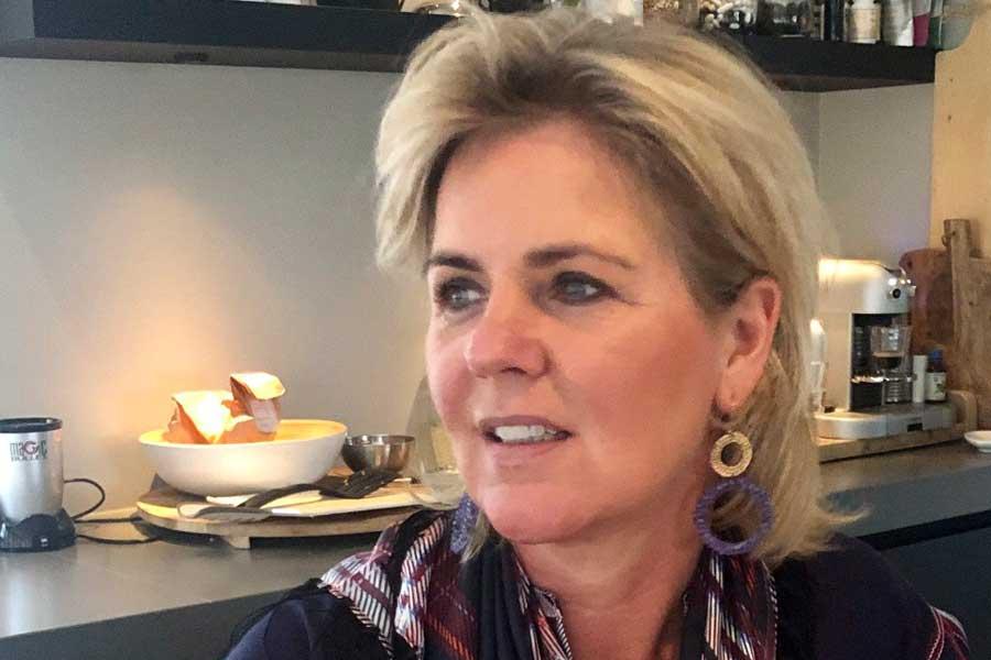 Henriette Reef Lid van het Comitie van Aanbeveling bij Welstee Zorgvilla's